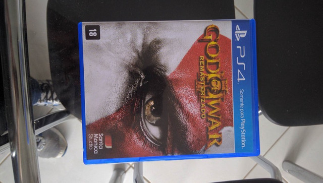 God Of War III Remasterizado Hits - Foto 2