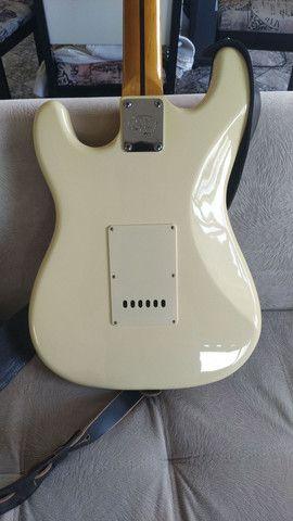 Guitarra SX Bege Vintage - Só Venda! - Foto 2