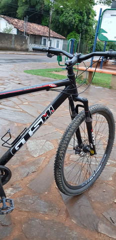 Bicicleta  GTS aro 29 quadro 21  - Foto 2