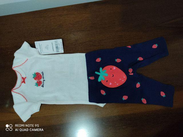 Carters roupa bebe - Foto 4