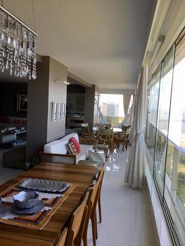 Apartamento luxuoso com vista mar todo projetado na Ponta do Farol - Foto 5