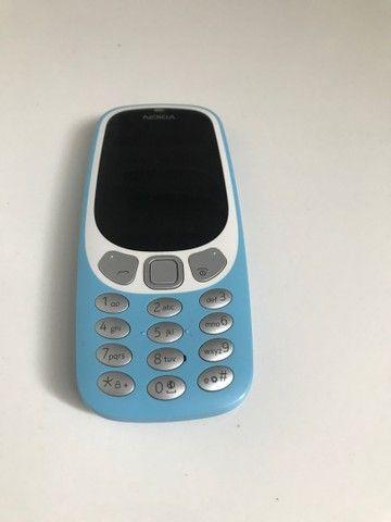 Nokia 3310, original e inquebrável