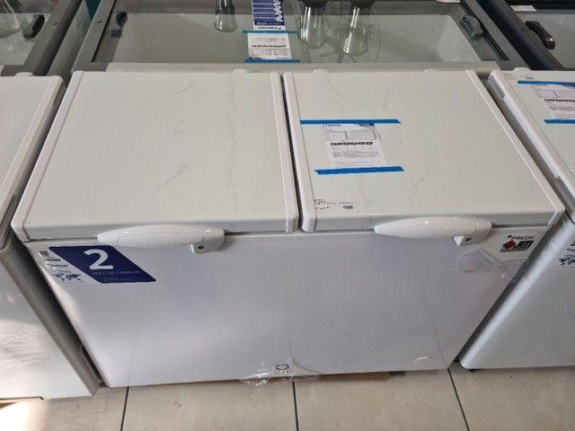 Freezer horizontal  - vendedor Dheyson Paulo  - Foto 2