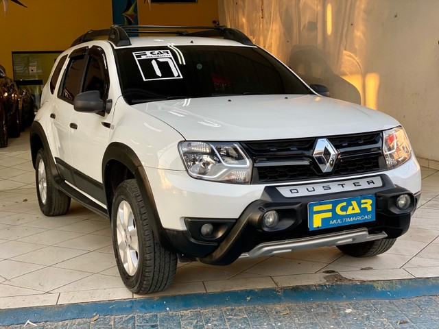 RENAULT DUSTER 2017 EXPRESSION