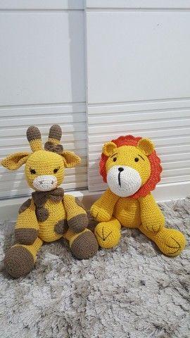 Bichinhos feito com crochê  - Foto 2