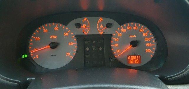 Clio 1.0 Privilégie 2004 Completo!!! - Foto 13