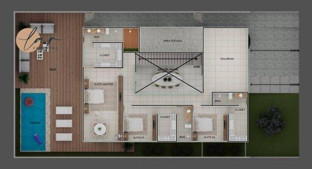 Casa com 4 dormitórios à venda, 357 m² por R$ 1.800.000,00 - Altiplano - João Pessoa/PB - Foto 4