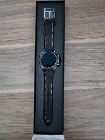 Smartwatch Samsung Galaxy watch 3 - Prata - 41 mm - Foto 2
