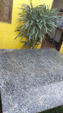 Mesa de mármore 1,30x1,40 - Foto 2