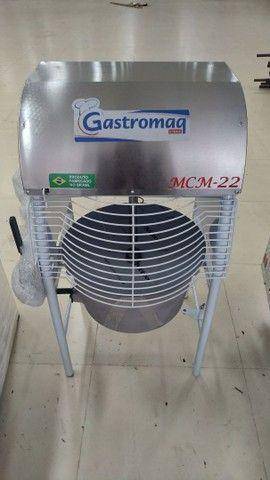 Misturela 22 litros Gastromaq JM Equipamentos Paulo Malmegrim *
