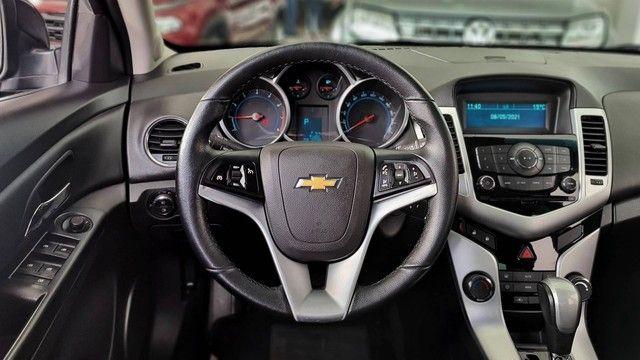 CRUZE 2016/2016 1.8 LT 16V FLEX 4P AUTOMÁTICO - Foto 9