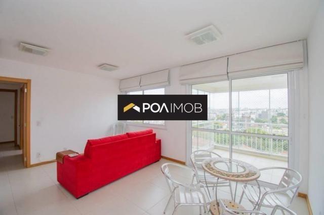 Apartamento com 3 dormitórios para alugar, 93 m² por R$ 3.900,00/mês - Jardim Europa - Por - Foto 2