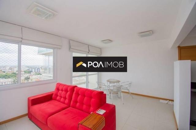 Apartamento com 3 dormitórios para alugar, 93 m² por R$ 3.900,00/mês - Jardim Europa - Por - Foto 4