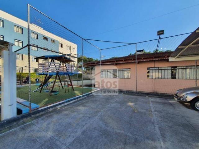 Apartamento com 3 dormitórios à venda, 52 m² por R$ 159.000,00 - Fazendinha - Curitiba/PR - Foto 6