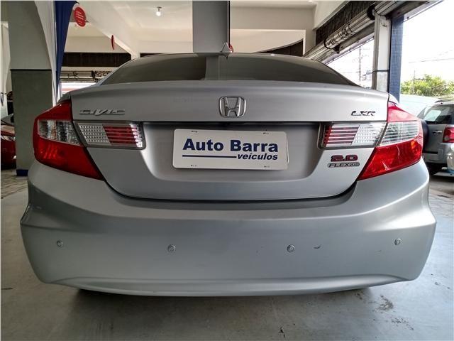 Honda Civic 2.0 lxr 16v flex 4p automático - Foto 4