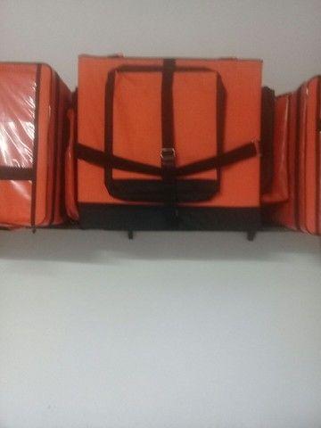 Bags para motoboy delivery com isopor  - Foto 3