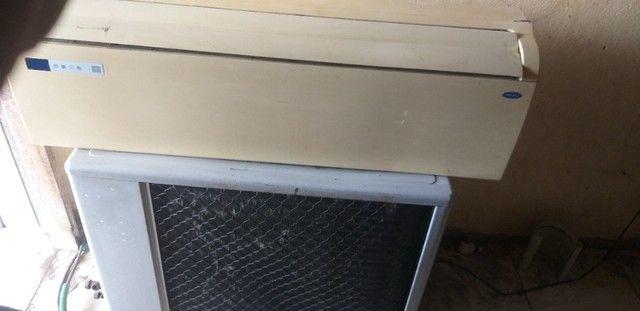 Ar condicionado semi novo  - Foto 2