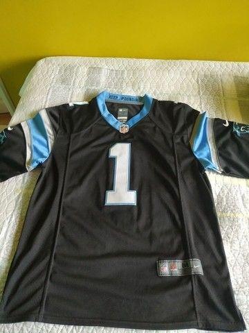 Camisa Nike Carolina Panthers (Cam Newton #1) - Foto 3