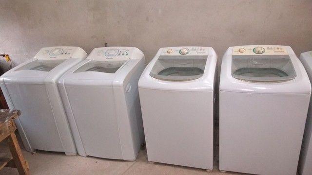 Maquina de lavar Brastemp Consul e Eletrolux - Foto 5