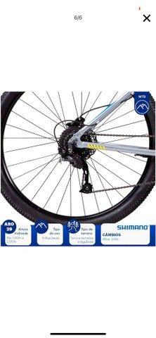 Bicicleta Caloi Atacamo  - Foto 4