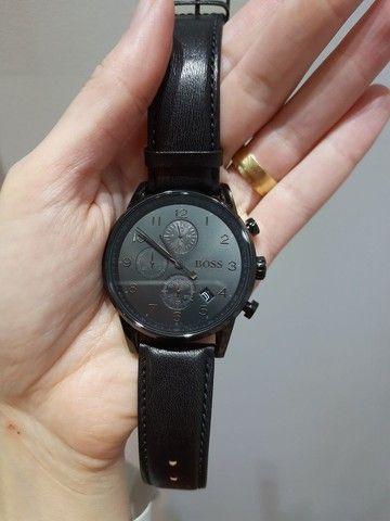 Vendo relógio Hugo Boss Original  - Foto 3