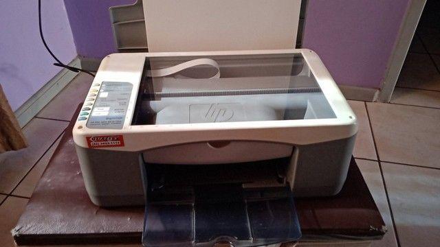 Impressora Hp deskjet 2676 - Foto 3