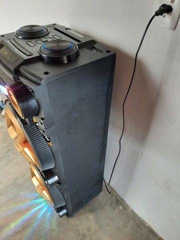 Caixa amplificada 1600w rms - Foto 3