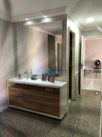 Apartamento com 3 dormitórios à venda, 74 m² por R$ 420.000 - Cocó - Fortaleza/CE - Foto 3