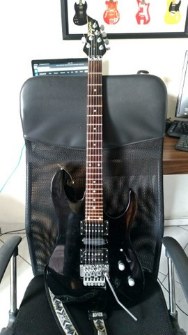 Vendo Guitarra Tagima T6 Preta + Bag