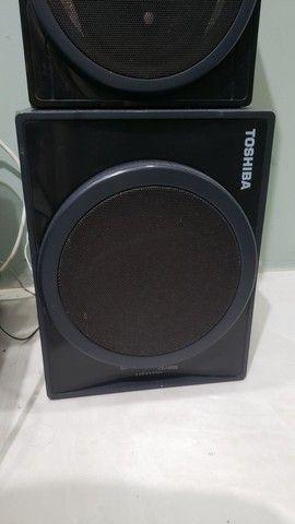 Mini system Toshiba 800w rms - Foto 4