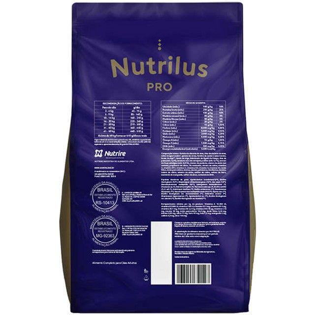 Ração Seca Nutrilus Pro Frango & Carne para Cães Adultos Premium Especial: 15kg - Foto 3