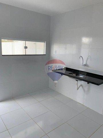 Casa com 2 dormitórios à venda, 60 m² por R$ 139.990 - Santa Rosa - Palmares/PE - Foto 7