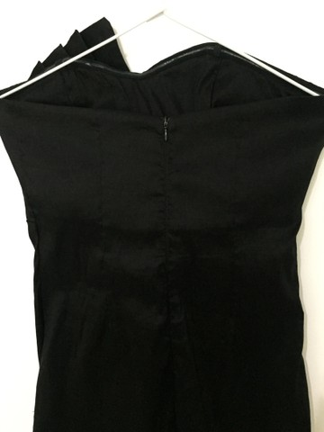 Vestido de festa (preto básico) - Foto 5