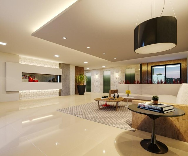 Apartamento com 3 dormitórios à venda, 113 m² por R$ 732.388,00 - Parquelândia - Fortaleza - Foto 14