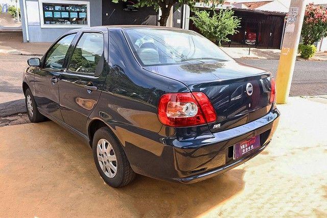 Fiat Siena EL 1.0 Azul - Foto 11