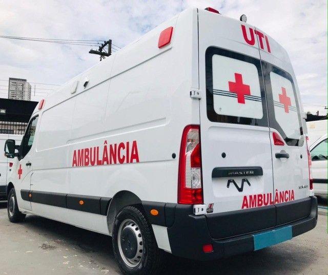 Renault Master Ambulância L3H2 UTI - Foto 6