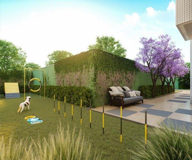Apartamento com 3 dormitórios à venda, 113 m² por R$ 732.388,00 - Parquelândia - Fortaleza - Foto 5