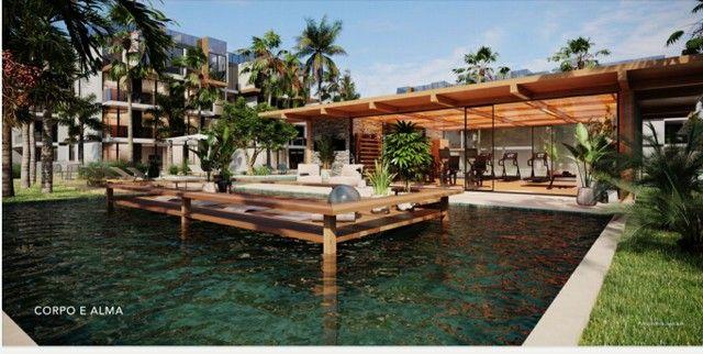 Cais Roof top seu lar de praia à beira-mar em Muro Alto - Foto 5