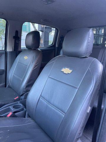 Chevrolet S10 LS 2013 Manual bancos de couro muito nova - Foto 9