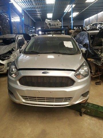 Ford Ká Hatch 1.0 2017/2018 Flex