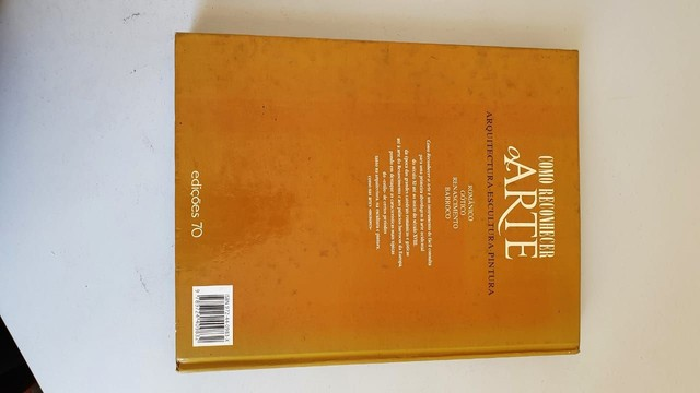 Livro Como Reconhecer a Arte - arquitetura - escultura - pintura - Foto 2