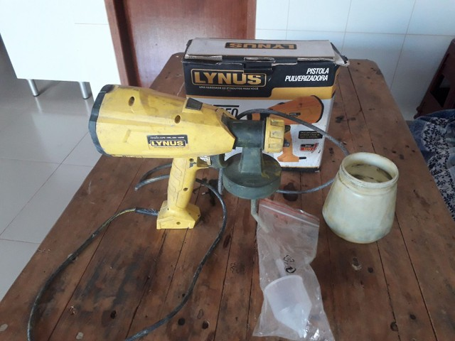 Pistola pulverizadora Lynus PPL 350 - Foto 3