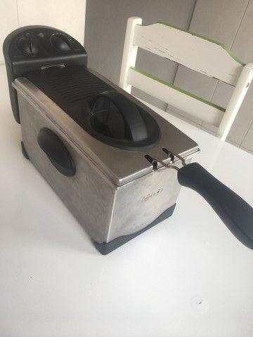 Fritadeira elétrica a óleo frita sim - Foto 2