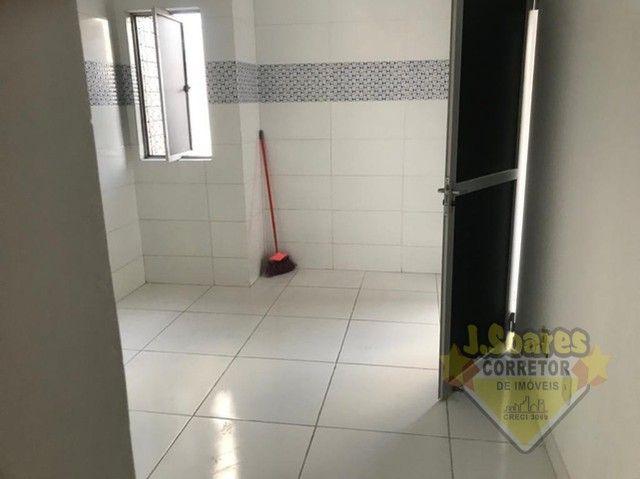 Bancários, 3 quartos, 78m², R$ 1100 C/Cond, Aluguel, Apartamento, João Pessoa - Foto 4
