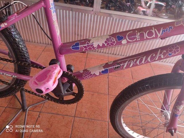 Bicicleta aro 20 infantil