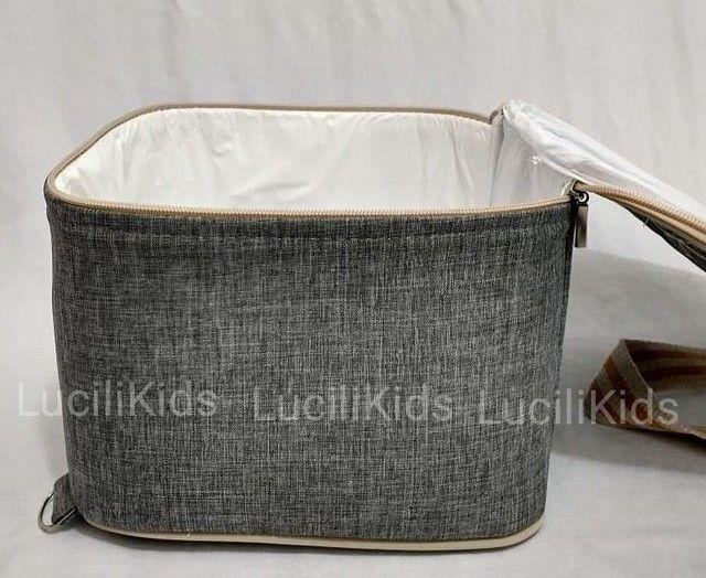 Kit Bolsas Maternidade luxo - Foto 2