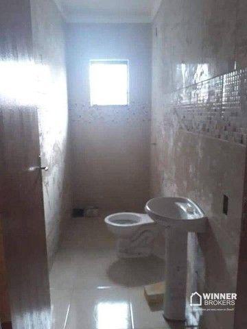 Casa com 2 dormitórios à venda, 70 m² por R$ 135.000 - Jardim Paraiso - Mandaguaçu/PR - Foto 8
