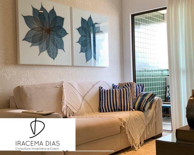 Apartamento 3 quartos impecável na Mangabeiras