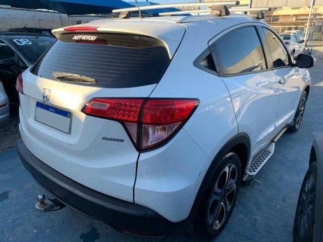 Honda hr-v 2016 1.8 16v flex exl 4p automÁtico - Foto 3