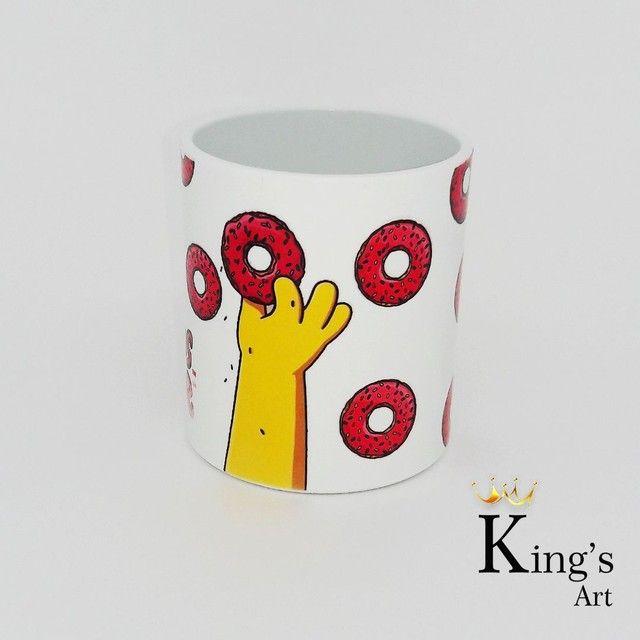 Caneca - The Simpsons